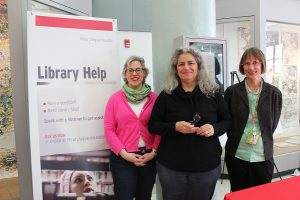 Picture of librarians