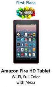 Picture of Amazon HD Tablet