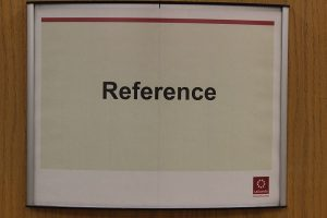 Reference sign