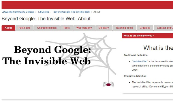 Beyond Google homepage