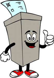 Ballot Box Elections Vote Drawing  - ArtJane / Pixabay