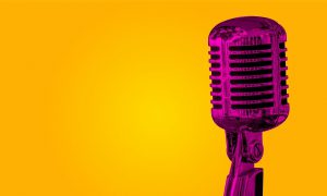 Color Combinations Microphone  - rahu / Pixabay
