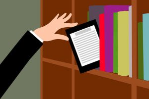 Tablet Ebook Bookstore Book  - mohamed_hassan / Pixabay