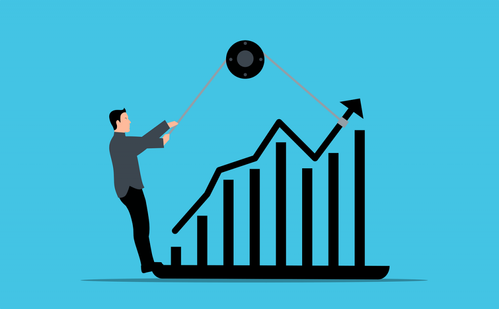 Chart Effort Success Business Man  - mohamed_hassan / Pixabay