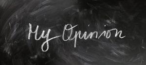Opinion Board Blackboard Chalk  - geralt / Pixabay
