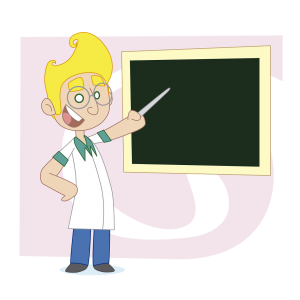 Professor Man School Presentation  - andremsantana / Pixabay