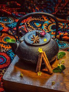 Tea Still Life Tea Pot Composition  - I_ren_e / Pixabay