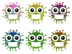 Virus Covid  Coronavirus Masks  - chiplanay / Pixabay