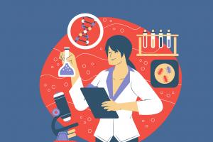 Doctor Researcher Laboratory  - Elf-Moondance / Pixabay